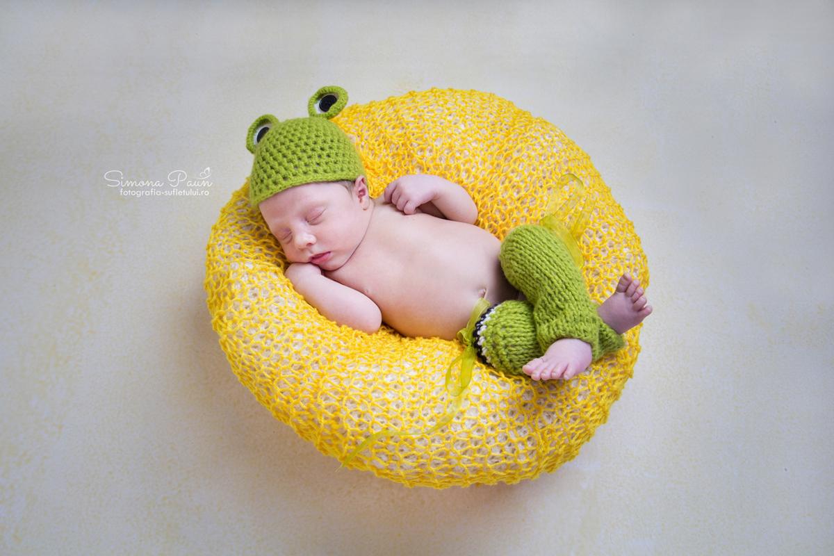 fotografie nou nascut cluj