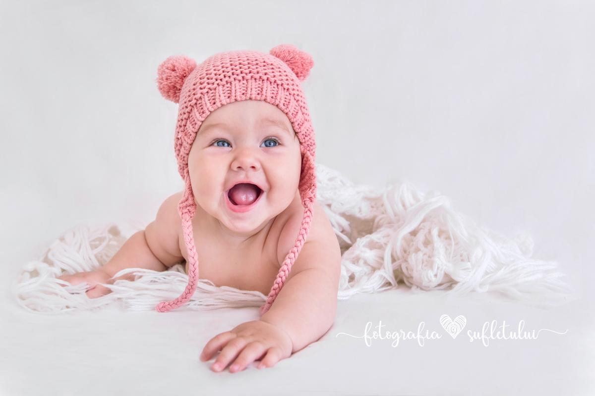 fotografie bebelus cluj