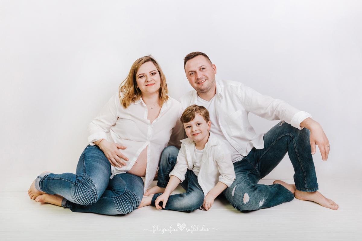 Sedinta foto de maternitate cluj