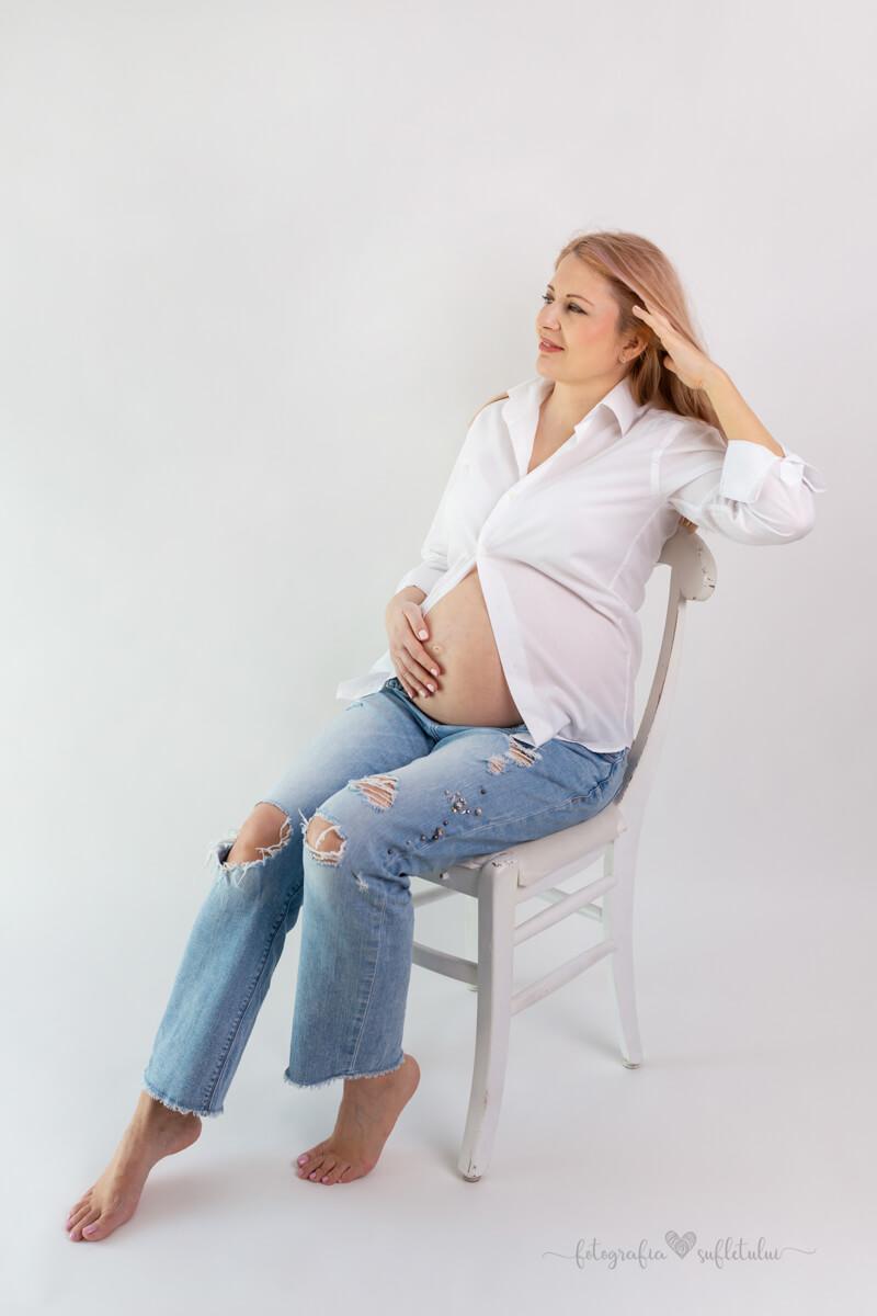sedinta foto gravide cluj
