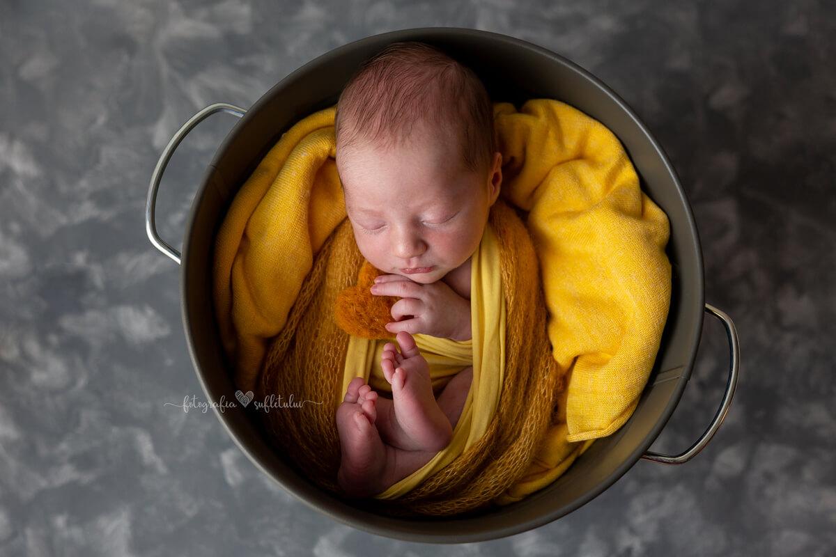 Ședință foto de nou-născut Cluj